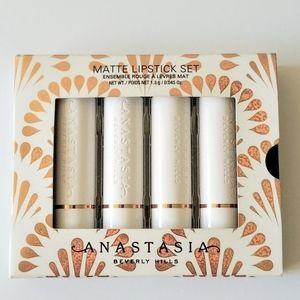 Anastasia Beverly Hills🛍 Mini Matte Lipstick💄Set